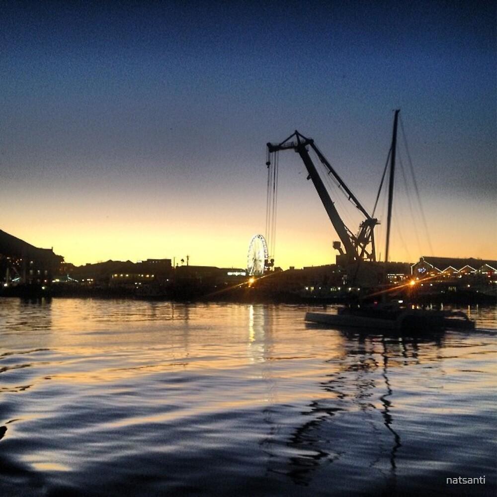 harbor by natsanti