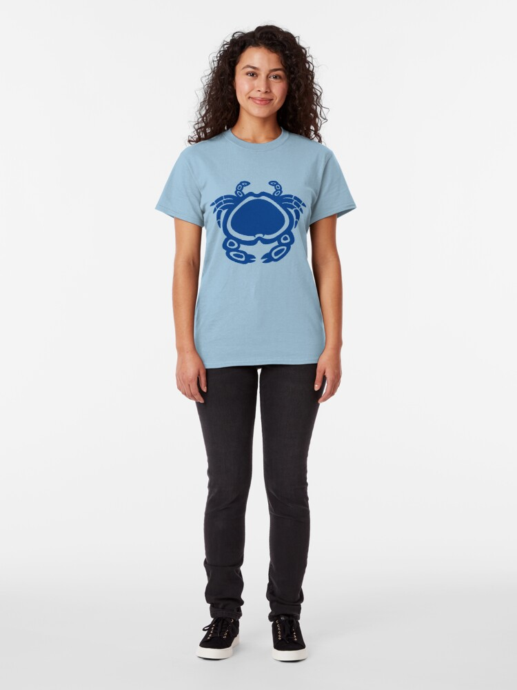 Alternate view of Crab Classic T-Shirt