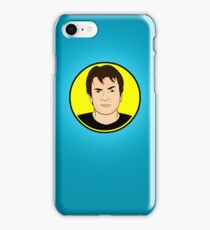 Captain Hammer iPhone Case iPhone Case/Skin