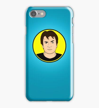 Captain Hammer iPhone Case iPhone Case/Skin