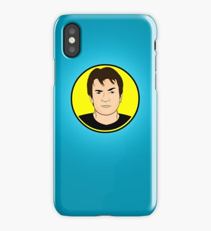 Captain Hammer iPhone Case iPhone Case