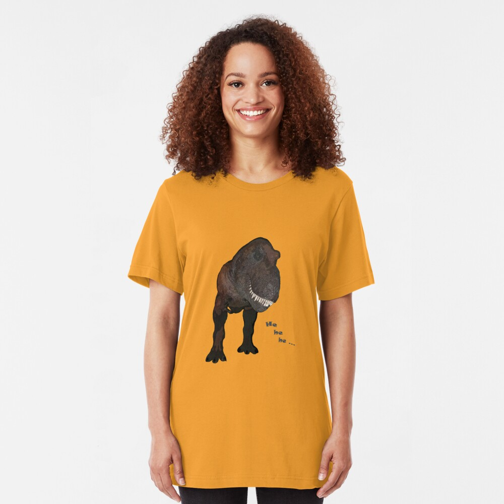 T-Rex Tee Slim Fit T-Shirt