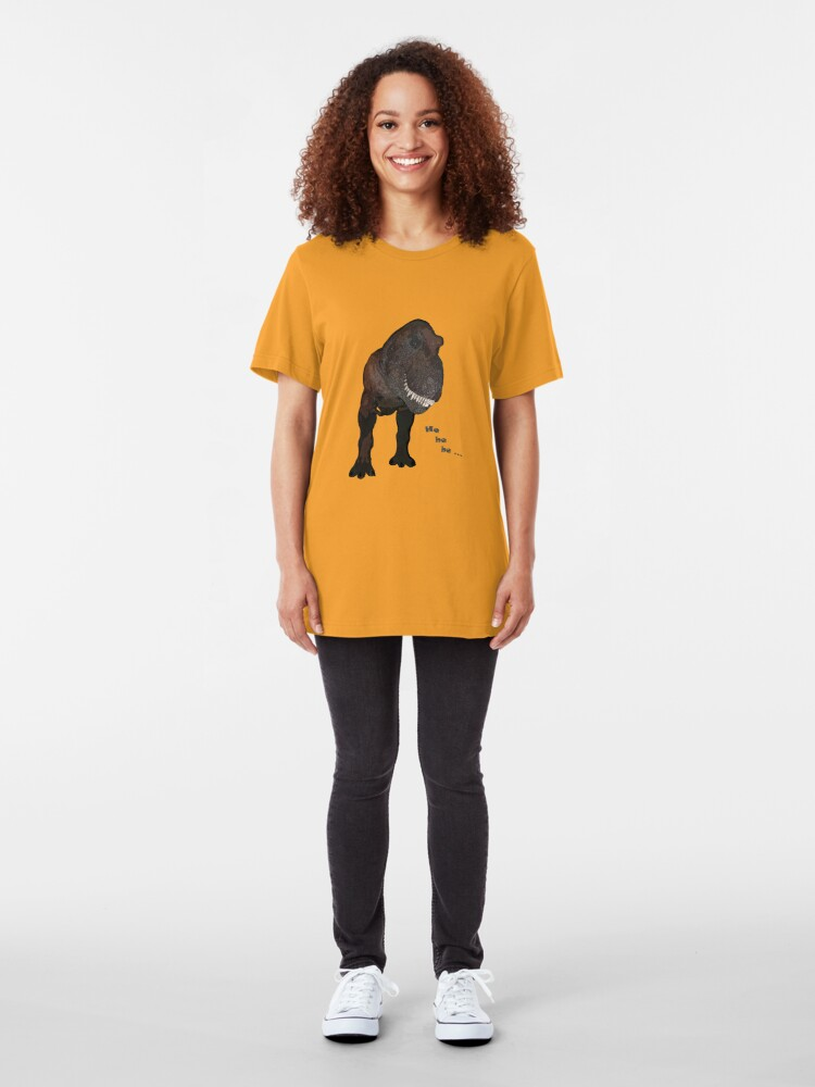 Alternate view of T-Rex Tee Slim Fit T-Shirt