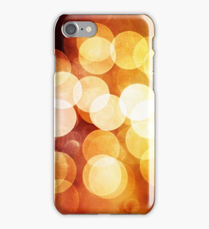 Bokeh Highlights iPhone Case/Skin