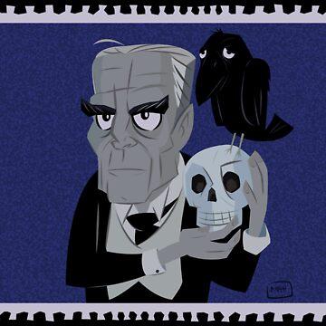 Boris Von Frankenstein by mattpott