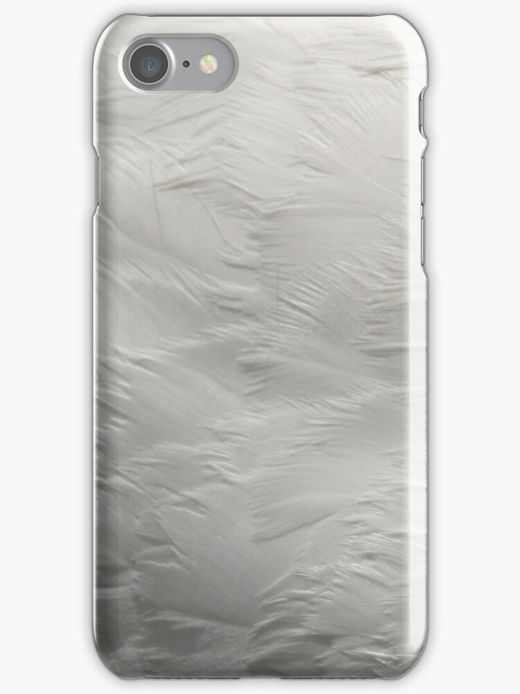 swan (iphone case) by Louise Green