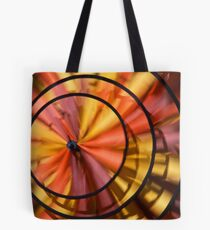 Spin spin spin Tote Bag