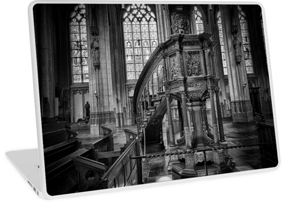 Inside the church by Nicole W.