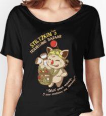 Stiltzkin's Travelling Bazaar Women's Relaxed Fit T-Shirt