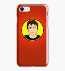 Captain Hammer (Red) iPhone Case  iPhone Case/Skin