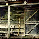 Rustic Cabin © by Dawn Becker