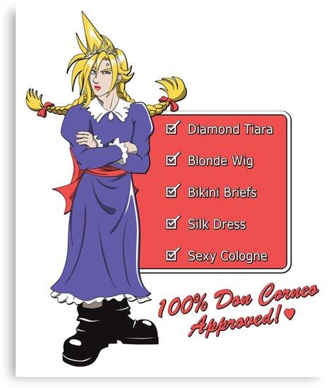 100% Don Corneo Approved! by kinmoku