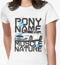 Ford Mustang GT350R Fitted T-Shirt
