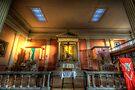 St. Mary's Catholic Church - Altar by Yhun Suarez