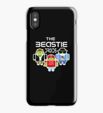 THE BEASTIE DROIDS iPhone Case