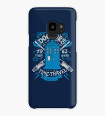 Doctors time travel club Case/Skin for Samsung Galaxy