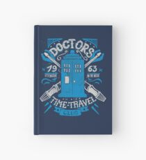 Doctors time travel club Hardcover Journal