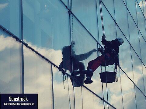 Strata Window Cleaning Sydney by sunstruck