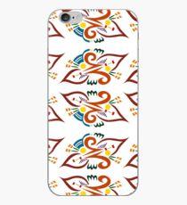 Calligraphic Motif iPhone Case