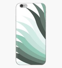 Mossy Feathers iPhone Case