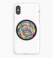 Swirling Abyss iPhone Case