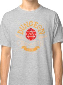Dungeon Crawlers Club Classic T-Shirt