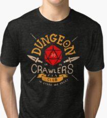 Dungeon Crawlers Club Tri-blend T-Shirt