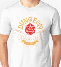 Dungeon Crawlers Club Unisex T-Shirt