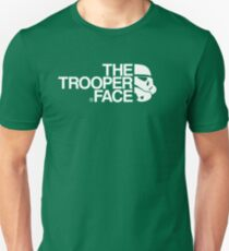 The trooper face Unisex T-Shirt
