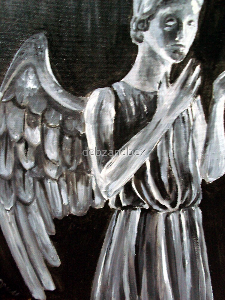 Weeping Angel by debzandbex