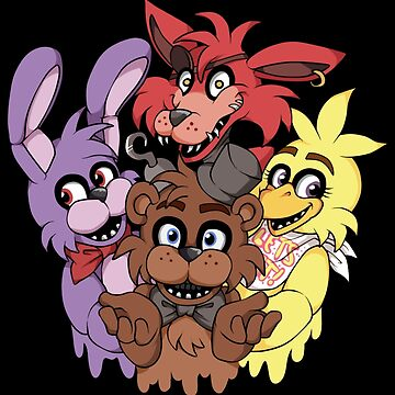 Five Nights at Freddys! by InkyBlackKnight