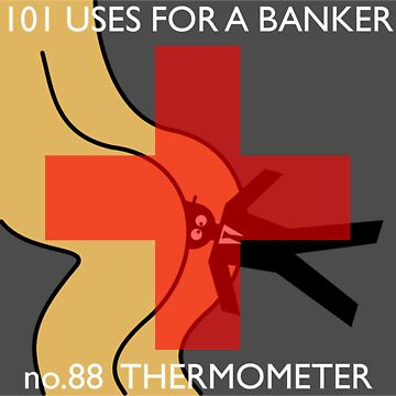 no.88 THERMOMETER by ppodbodd