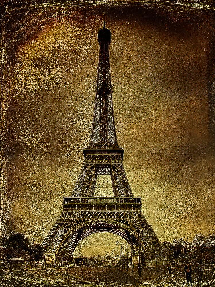Vintage Paris by Don Alexander Lumsden (Echo7)