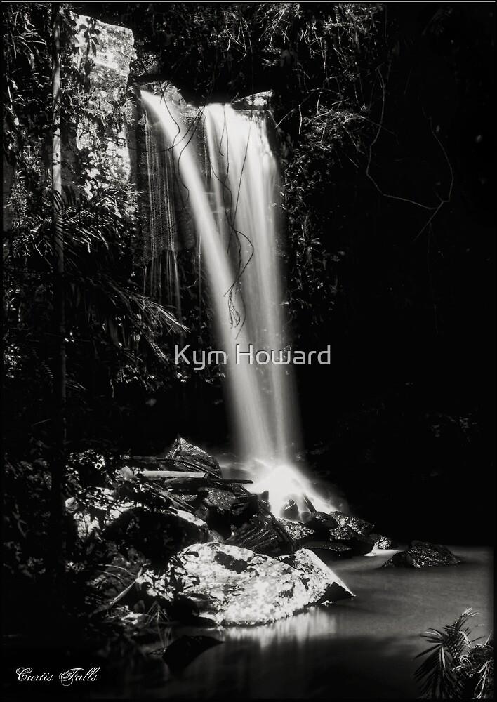 Dreamy Curtis Falls by Kym Howard