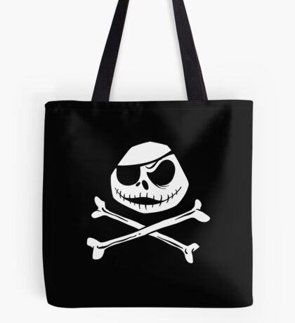 Jolly Jack Roger Tote Bag