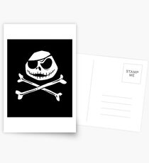 Jolly Jack Roger Postcards