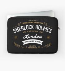 Consulting Detective Laptop Sleeve