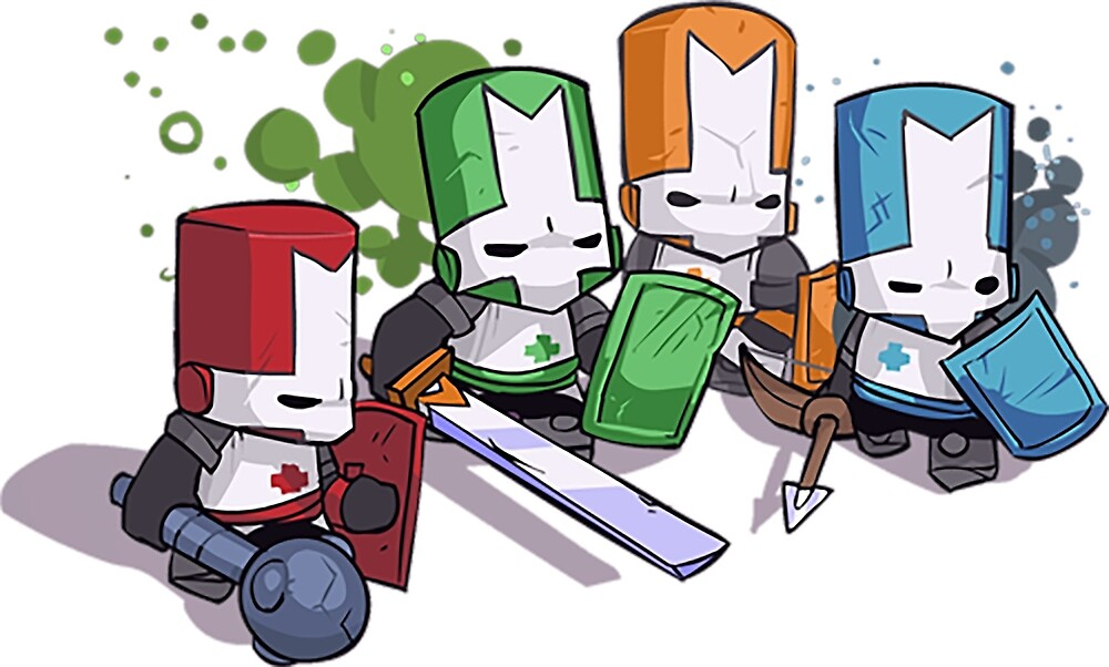 Castle Crashers by TheCaminater
