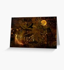 Samhain - Dance of Souls Greeting Card