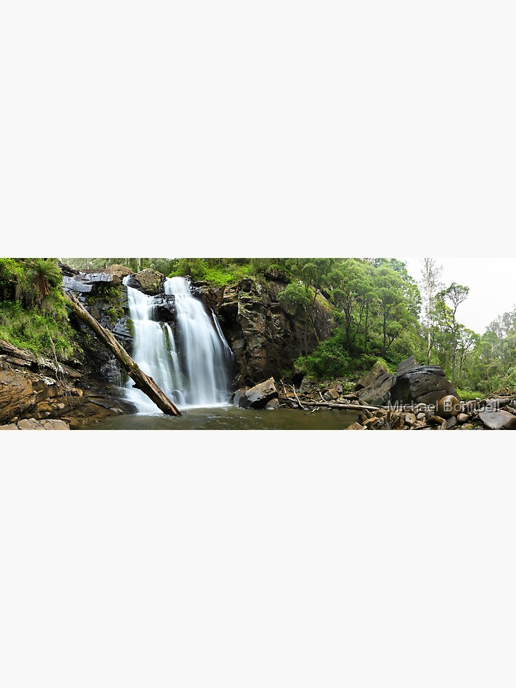 Stevenson's Falls, Otways National Park, Australia by Chockstone