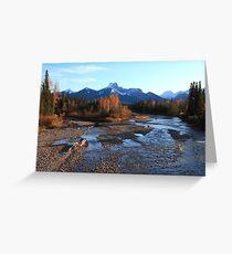 Autumn in the Rockies II Greeting Card