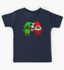 SANTA&LITTLE HELPER Kids Clothes