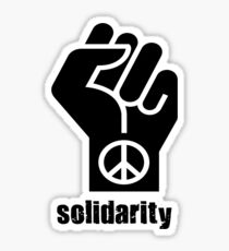 Solidarity Sticker