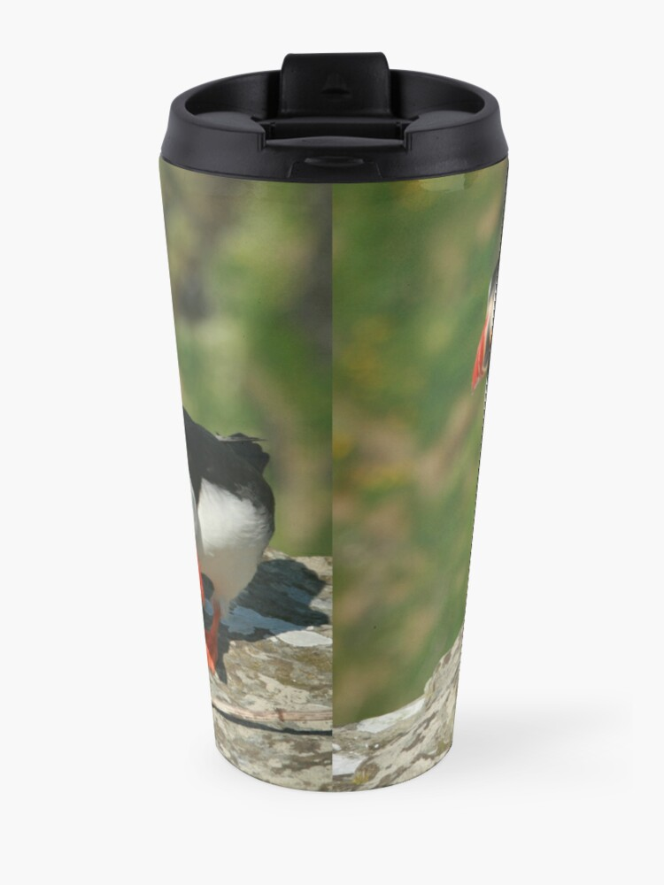 Alternate view of Searching Travel Mug