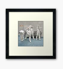 Workers Framed Print