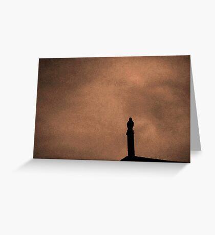 Mockingbird - Standing Watch Greeting Card