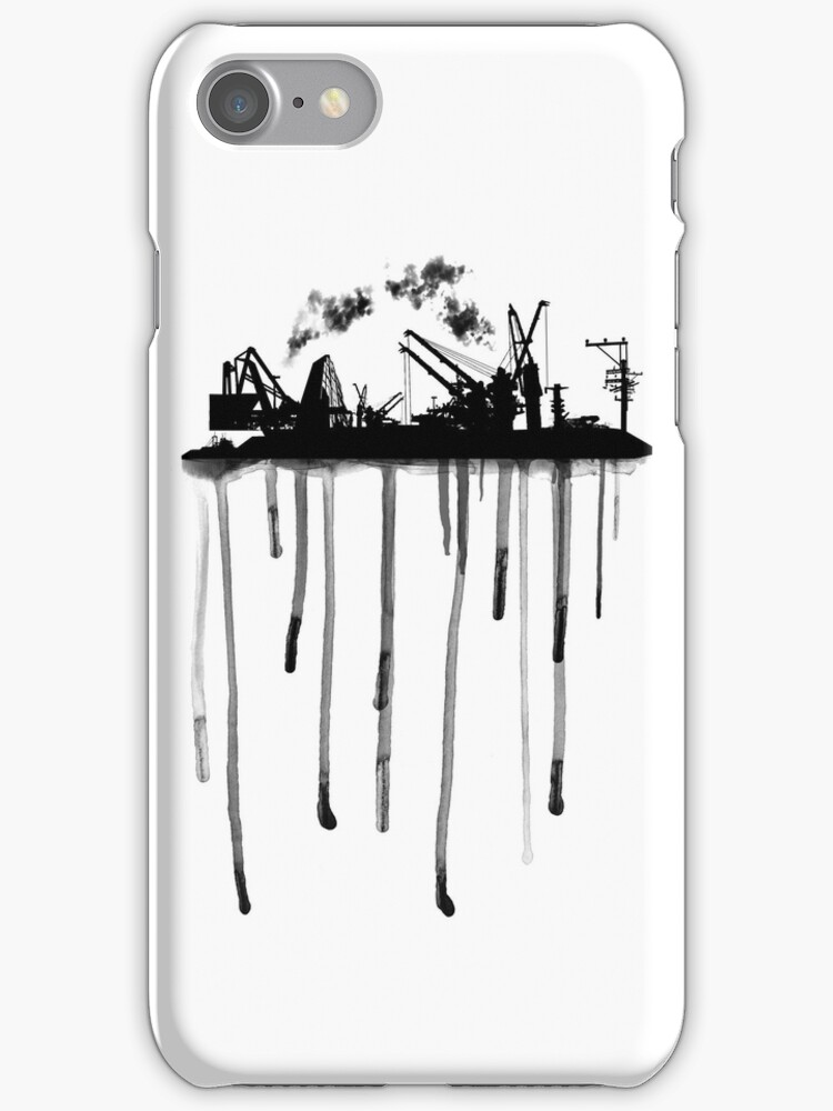 Develop-Mental Impact - iPhone Case by Denis Marsili