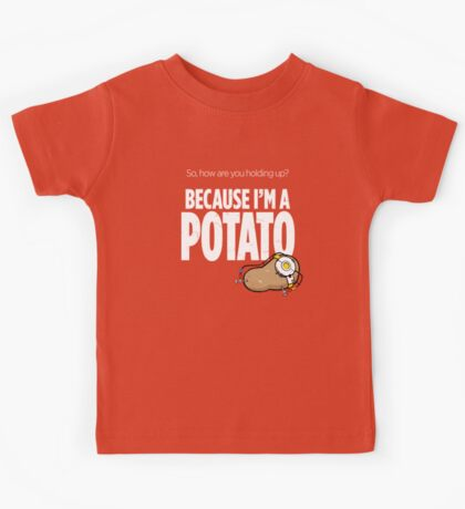 I'm a Potato Kids Clothes