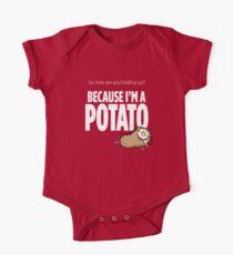I'm a Potato One Piece - Short Sleeve