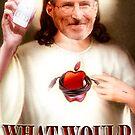 What would Steve Job do? by Darren Stein